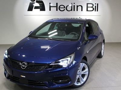 begagnad Opel Astra GS-LINE LAUNCH EDITION 145 CVT