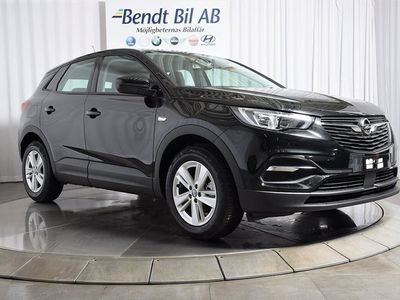 begagnad Opel Grandland X 1.2 Turbo Enjoy 130hk / Kamp
