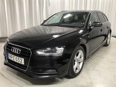 brugt Audi A4 2.0 TDI Avant quattro (150hk)