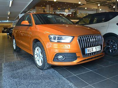 used Audi Q3 -12