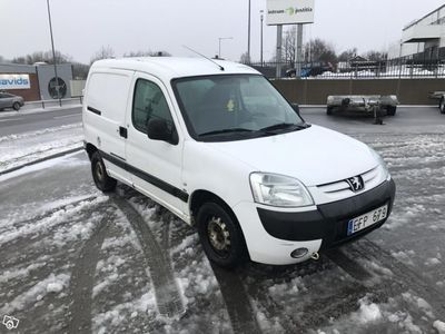 begagnad Peugeot Partner 1,6 HDI -06
