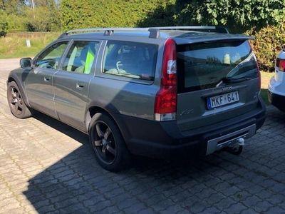 begagnad Volvo XC70 AWD