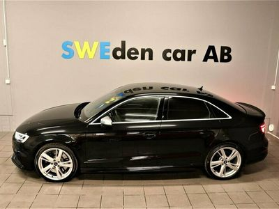 begagnad Audi RS3 Sedan 2.5 TFSI S Tronic 400hk 1800:-i månad