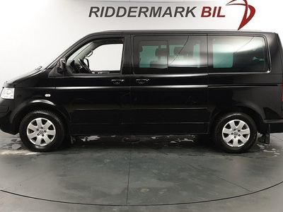 begagnad VW Multivan 2.5TDI 4Motion Comfortline 7-sits 2008, Minibuss 124 800 kr