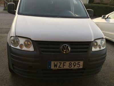 begagnad VW Caddy 1,9 TDI - 06 -06