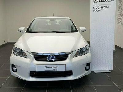 begagnad Lexus CT200h Luxury Taklucka Garanti 10år/20 000mil