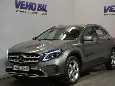 begagnad Mercedes GLA200 UrbanLine 4-Matic Backkamera Aut Drag Nav