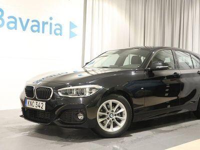 begagnad BMW 118 i 5-door M Sport Vinterhjul M o K 2019, Personbil 228 700 kr