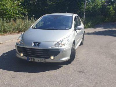 begagnad Peugeot 307 1,6 Bioflex fuel, 5 dörrar -08
