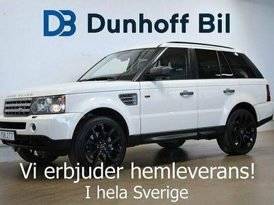 begagnad Land Rover Range Rover Sport 3.6 TDV8 4WD Automat 272hk