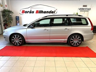 begagnad Volvo V70 D5 AWD Geartronic Dynamic Edition