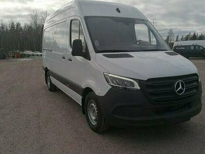 begagnad Mercedes Sprinter Benz 317 CDI 9G-Tronic Euro 6 2021, Transportbil Pris 511 250 kr
