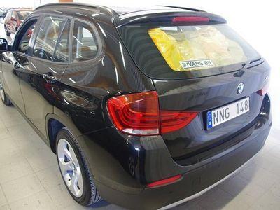 begagnad BMW X1 XDrive 20d