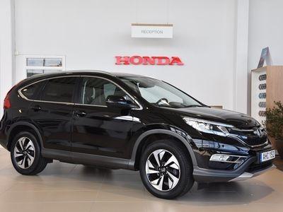 begagnad Honda CR-V 2.0 4WD Lifestyle -15