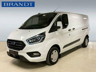 begagnad Ford Custom Transit, 2.0 TDCi 130hk Trend 300L2 Manuell