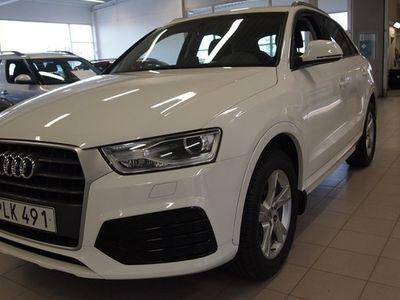gebraucht Audi Q3 2.0 TDI Q 150 HK SPORT