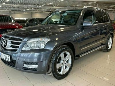 begagnad Mercedes 220 GLK BenzCDI BlueEFFICIENCY 2012, SUV Pris 156 000 kr