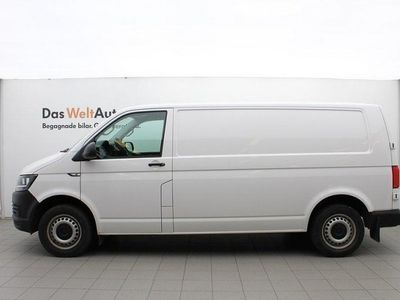 begagnad VW T6 TRP SKÅP 150HK TDI 340 -17