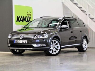 begagnad VW Passat Alltrack 2.0 TDI BlueMotion 4M Premium