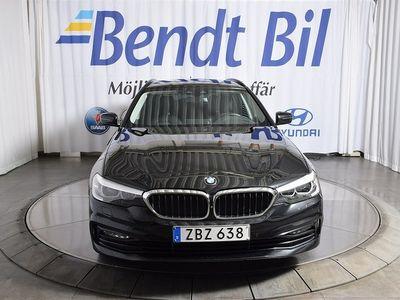 begagnad BMW 530 i xDrive Touring / Sportline / Kupévärmare