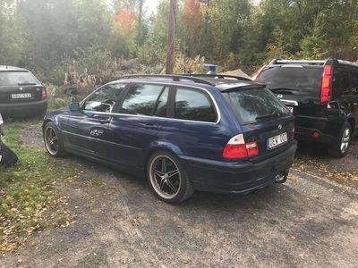 begagnad BMW 320 E46 i Touring