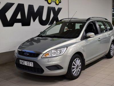 begagnad Ford Focus Kombi 1.8 Duratec Flexifuel Manuell, 125hk,