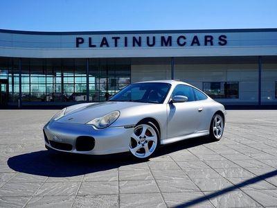 used Porsche 911 Carrera 4S 996 3.6 320hk -04