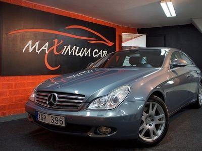 begagnad Mercedes CLS350 CLS-Klass7G-Tronic 272hk Sv-Såld