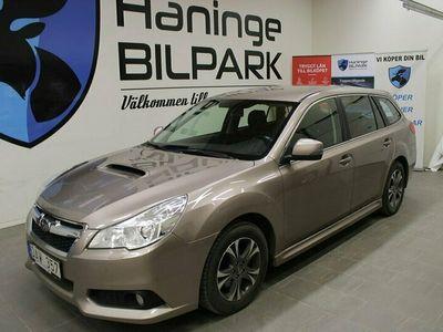 begagnad Subaru Legacy Wagon 2.0 4WD 150hk / MoK-värmare / Dragkrok