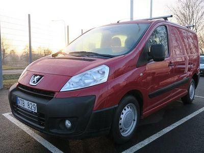 begagnad Peugeot Expert 2.0 HDi *Verkstadsinredning*