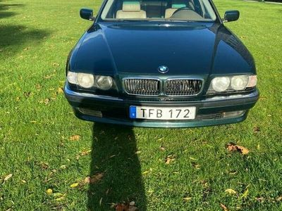 begagnad BMW 740 IA