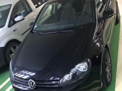 begagnad VW Golf VI GT(160hk) 1.4TSI 1Ägare