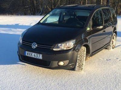 gebraucht VW Touran 1,4TSI -15