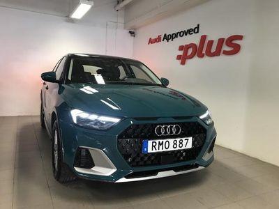 begagnad Audi A1 citycarver 30 TFSI 2020, Halvkombi 239 000 kr
