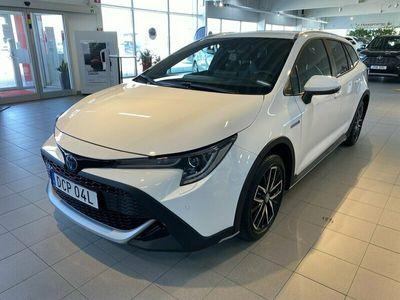 begagnad Toyota Corolla 2.0 HSD TREK SPI Kombi Automat