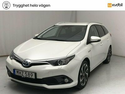 begagnad Toyota Auris Touring Sports Hybrid 1.8 HSD (99hk)