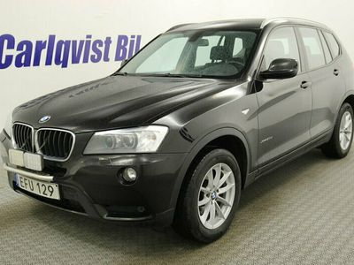 begagnad BMW X3 XDRIVE 184HK 4x4 Aut