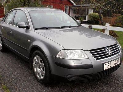 begagnad VW Passat 1,6