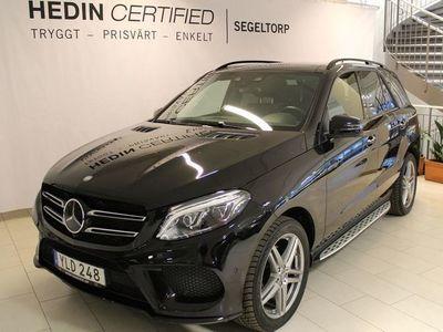begagnad Mercedes GLE350 D 4MATIC