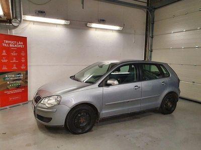 begagnad VW Polo 5-dörrar 1.4 TDI Comfort 80HK