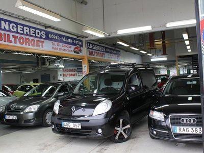 begagnad Renault Kangoo 1,5 Diesel Skåp 3300 mil Halvkombi