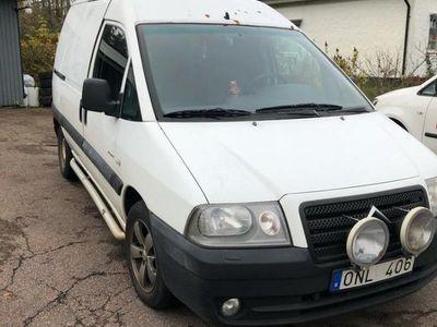 begagnad Citroën Jumpy 2,0hdi -06