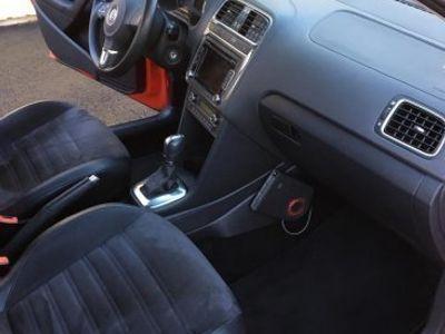 begagnad VW Polo TDI DSG Masters -11