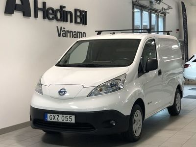 brugt Nissan e-NV200 VAN COMFORT PLUS/LEASEBAR