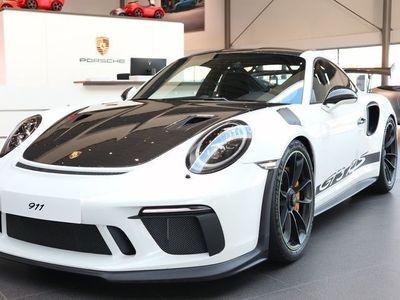 begagnad Porsche 911 GT3 RS 911Weissach / Approved