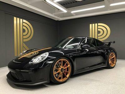 gebraucht Porsche 911 GT3 911CS (500hk) Sv-såld / Navi / Bose