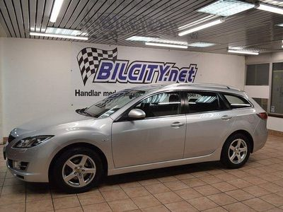 begagnad Mazda 6 Kombi 2.0 Advance 147hk Avbetalning