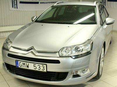 begagnad Citroën C5 Tourer 2,0 HDi Automat 163 hk Business