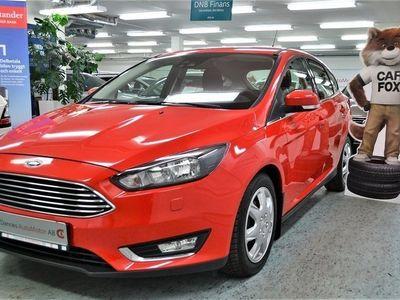 begagnad Ford Focus 1.5 AUT EU6 Garanti Momsbil 150HK -16