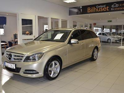 begagnad Mercedes 220 C-KlassT CDI BlueEFFICIENCY Avantgarde
